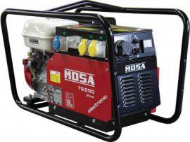 Mosa TS 200 Welder Generator Petrol