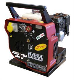 Mosa Magic Weld 150 Welder Generator