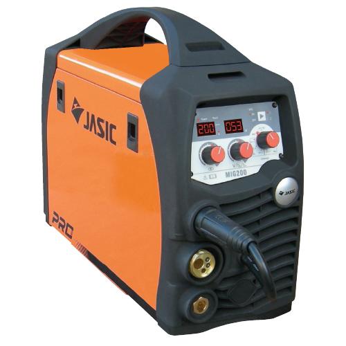 Jasic Mig 200 Synergic Mig Welding Inverter Tbws