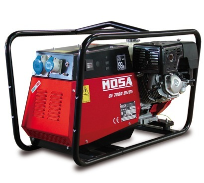 Mosa ge 7000 bs gs petrol generator tbws for Mosa ge 3000