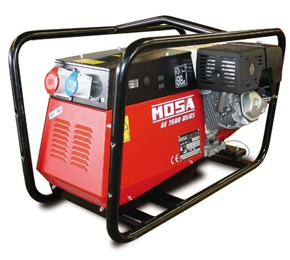 Mosa ge 7500 bs gs petrol generator tbws for Mosa ge 3000