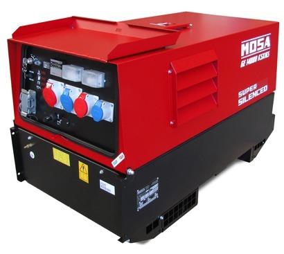 Mosa ge 14000 ksx gs diesel generator tbws for Mosa ge 3000