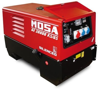 Mosa ge 20000 ks gs diesel generator tbws for Mosa ge 3000