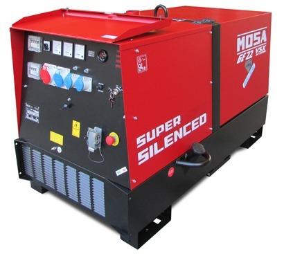 mosa ge 11000 hbs gs petrol generator tbws