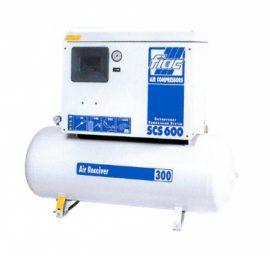 piston driven air compressor 600 300