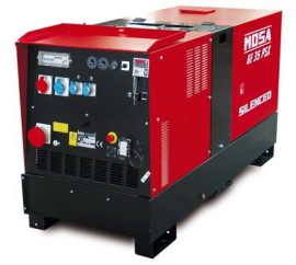 Mosa GE 35 PSX Diesel Generator
