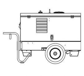 Mosa CTM300 Wheels and Handles TS 300 KSX