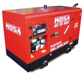 Mosa GE 15 YSX