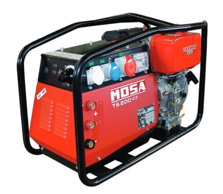 MOSA Diesel TS 200 DES Welder Generator