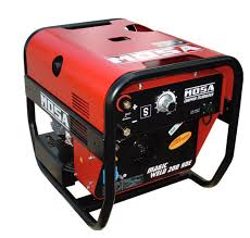 MOSA Magic Weld 200 YDE Diesel WELDER GENERATOR