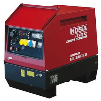 CT 230 YSX MOSA Diesel Welder Generator