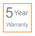 Jasic 5 Year Warranty