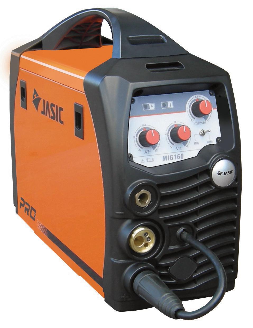JASIC MIG 160 COMPACT WELDER