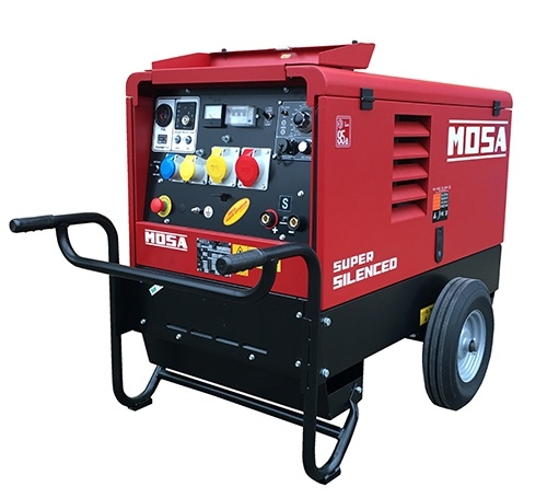 Mosa CS 350 Welder