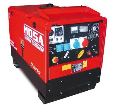 MOSA Diesel CT 350 Welder Generator