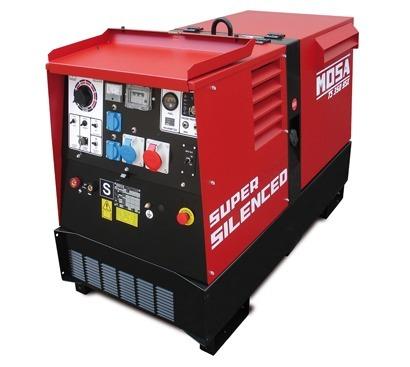 Generator Welder Diesel MOSA TS 350 YSX