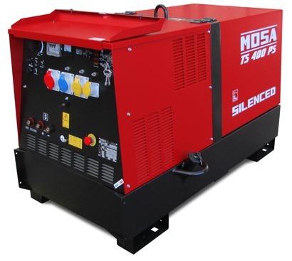 Mosa TS 400 Diesel Welder Generator