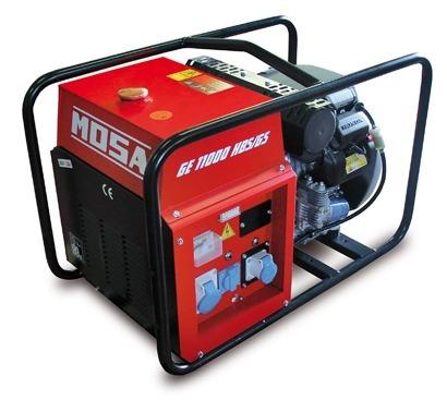 Mosa ge 11000 hbs gs petrol generator tbws for Mosa ge 3000