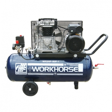 Workhorse Fiac Belt Driven Air Compressor