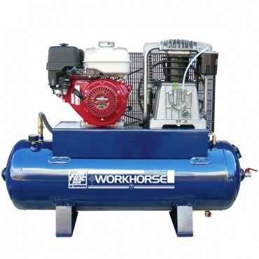 Petrol Workhorse Fiac Air Compressor