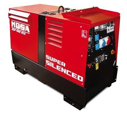 400 Amp DSP Welder Generator