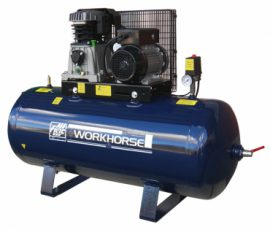 Fiac Workhorse 10hp Three Phase 270s Air Compressor