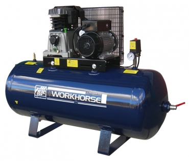 Workhorse Fiac 4HP 200s Air Compressor