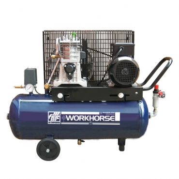 Workhorse Fiac WR2.5HP 100P 110V AIR COMPRESSOR