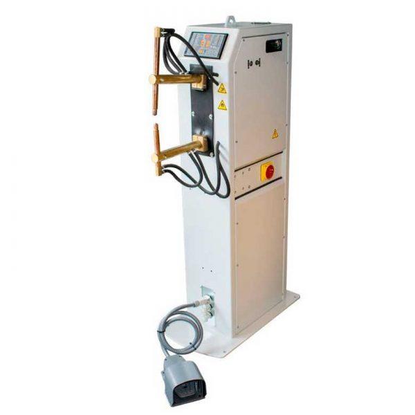 Tecna 4646 20kVA pedestal spot welder