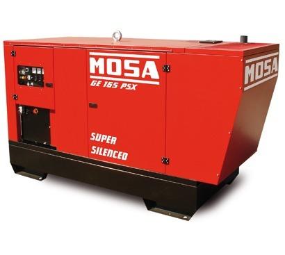90 kVA to 450 kVA Generators