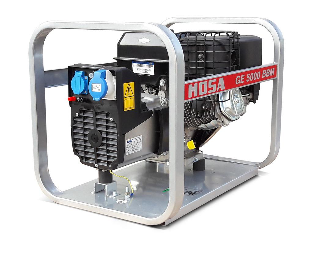 Mosa GE 5000 HBM Petrol Generator