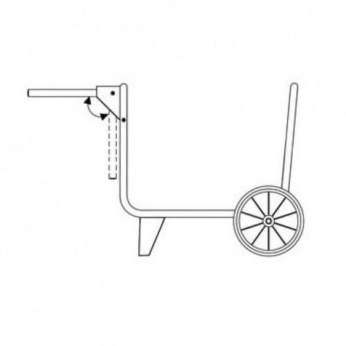 Mosa Magicweld 150 Wheels and Handles Kit