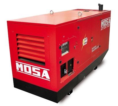 Mosa GE 225 FSX Generator