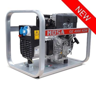 Mosa GE 4000 KDM Generator