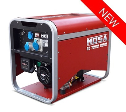 Mosa GE S-7000 BBM