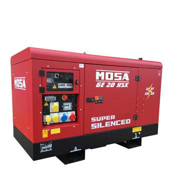 Mosa Diesel Generators