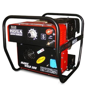 Mosa Petrol Welder Generators
