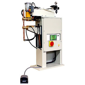 Linear Action Spot Welders