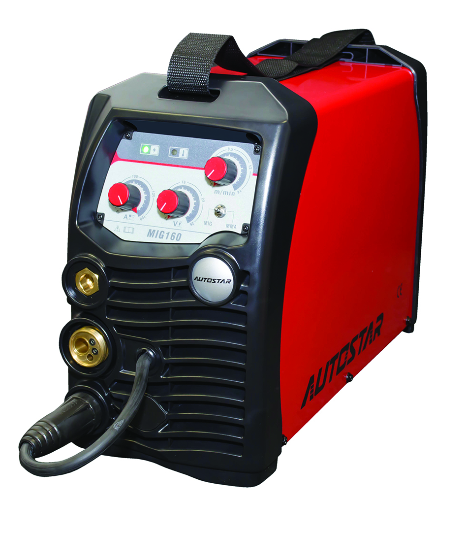 autostar mig 160 compact inverter welder tbws. Black Bedroom Furniture Sets. Home Design Ideas