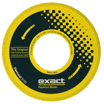 Diamond X165 Blade Exact