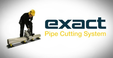 Exact PipeCut Banner