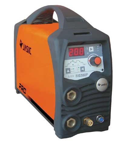 Jasic TIG 200 Pulse Dual Voltage