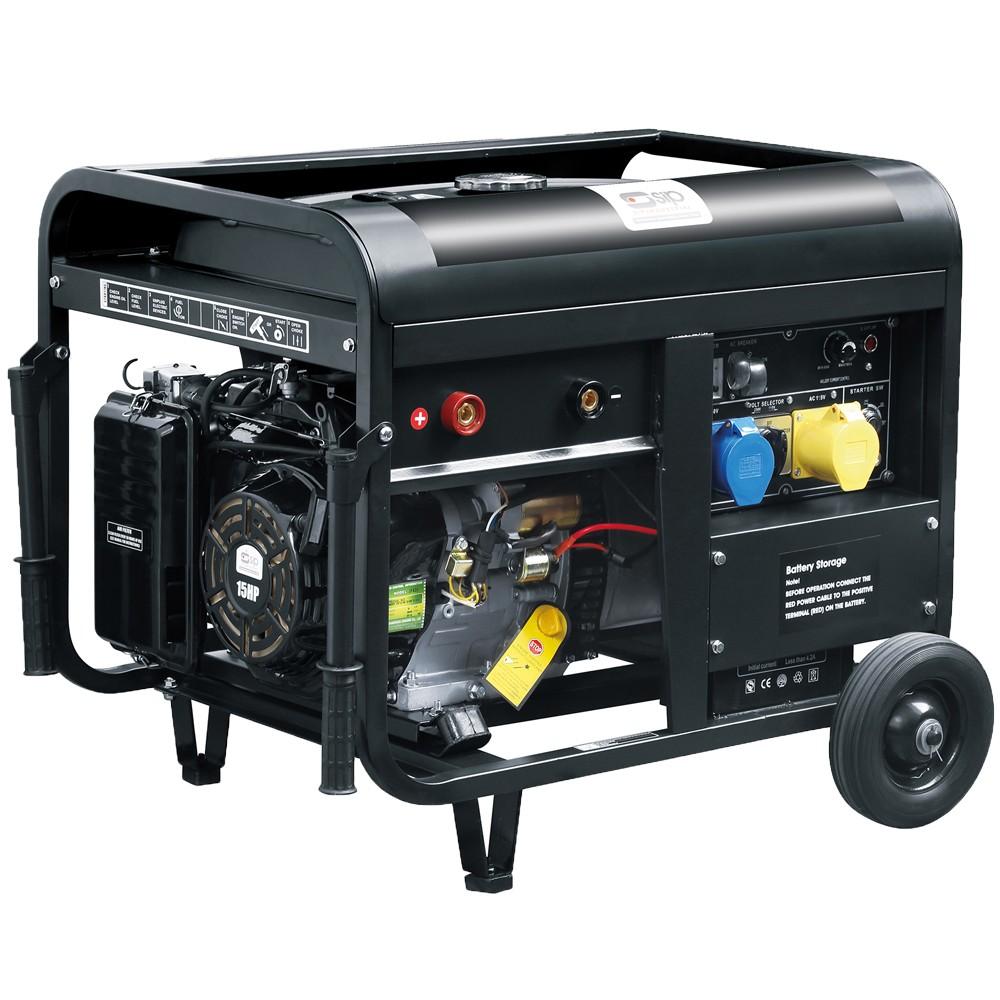 SIP 25115 180A Welder Generator