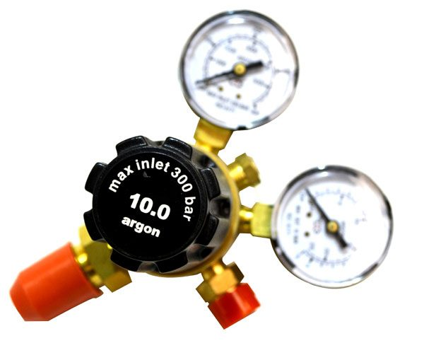 Argon regulator single stage AE3005LX