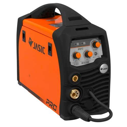 b476a4014b8a Jasic MIG 200 PFC Welder | Dual Voltage Jasic MIG / MMA Welding