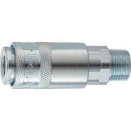 AC21JM02 1/2 BSP to female quick release airflow