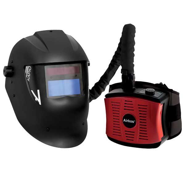Weltek Kapio S3 Air Fed welding helmet