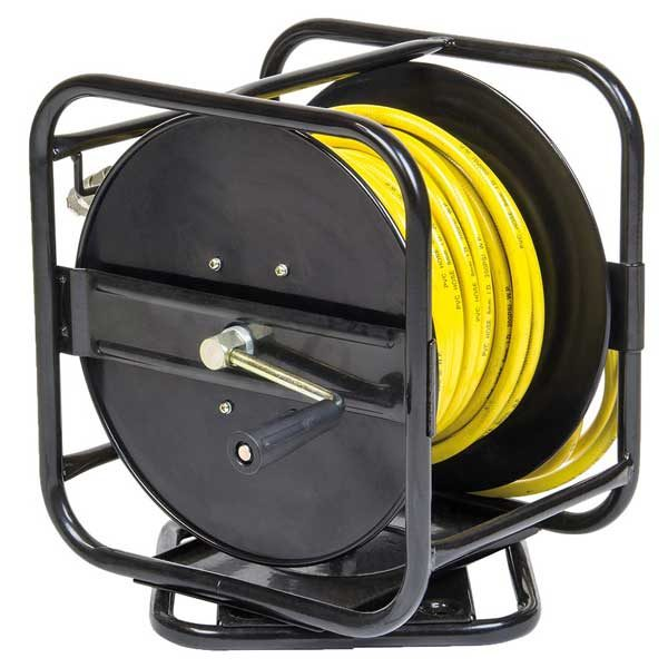 Swivel air hose