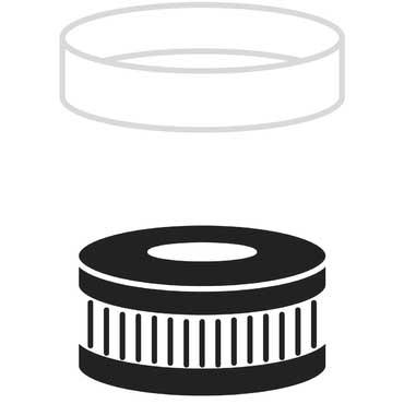 Weltek PAPR Main Filter