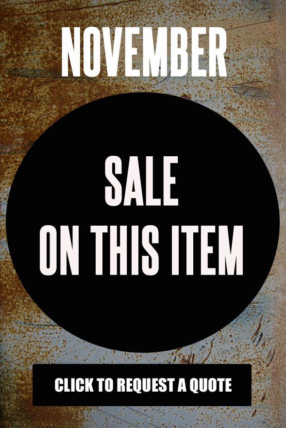 November Welding Sales